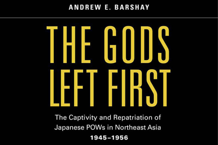 """The Gods Left First"" by Andrew E. Barshay"