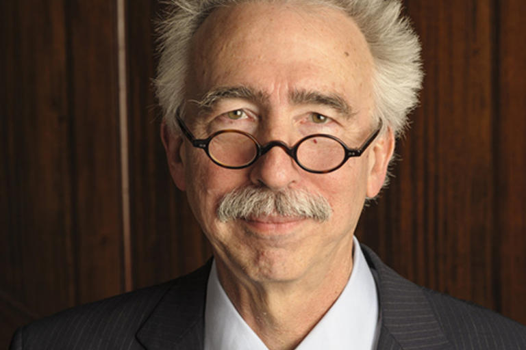 Portrait of Professor Nicholas Dirks