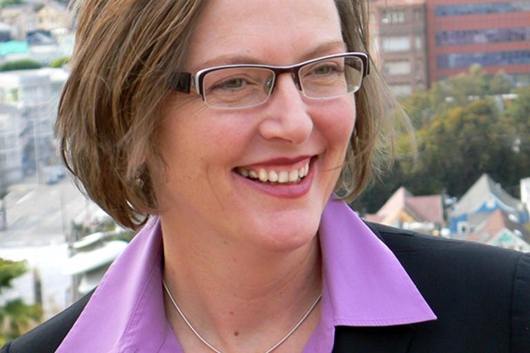 Professor Rebecca McLennan