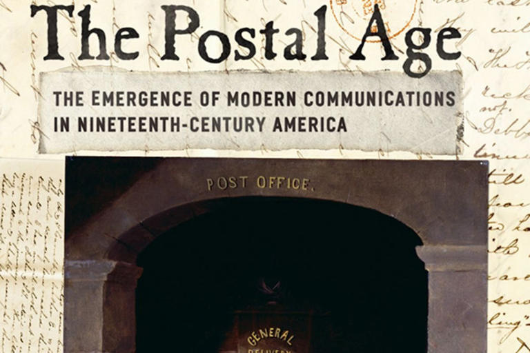 """The Postal Age"" by David M. Henkin"
