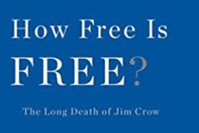 Book cover: How Free is Free, Litwack