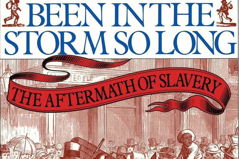 Book cover Been in the Storm So Long: The Aftermath of Slavery