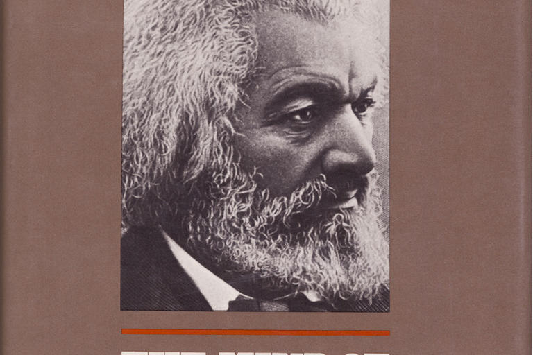 Book Cover The Mind of Frederick Douglass