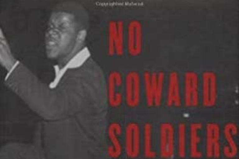 Book cover: No Coward Soldiers, Martin