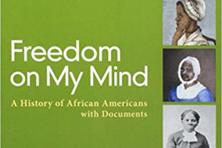 Book cover: Freedom On My Mind, Martin
