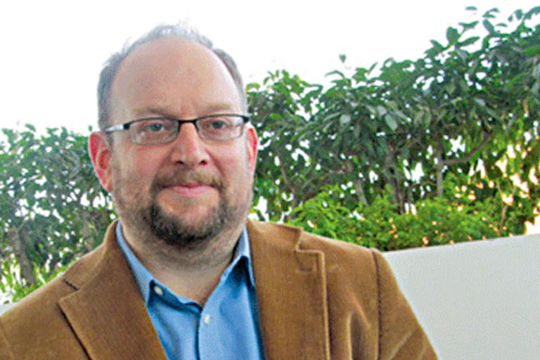 Professor Peter B. Zinoman