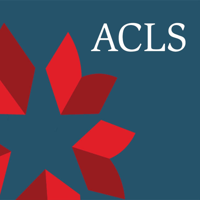 Logo for American Council of Learned Societies