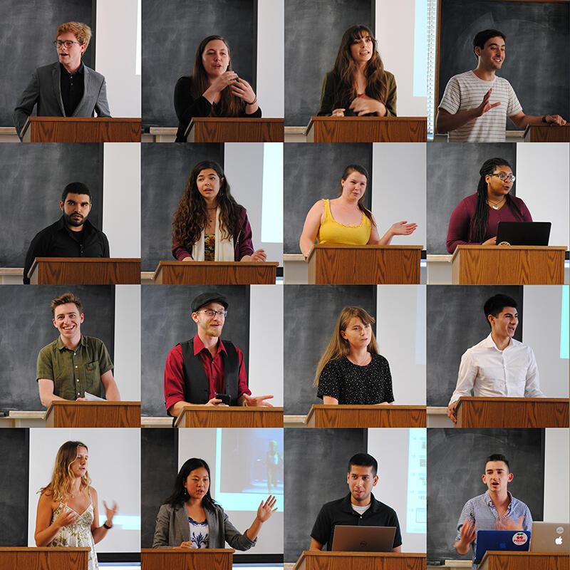 The 101 Circus: Undergraduate Research Showcase