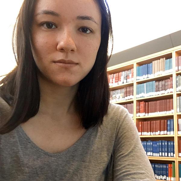 Alumna Haley Hayashi
