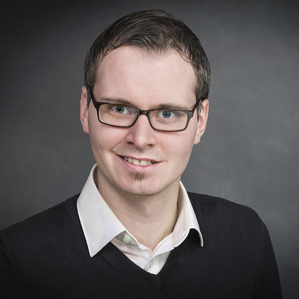 Michael Homberg, Visiting Scholar