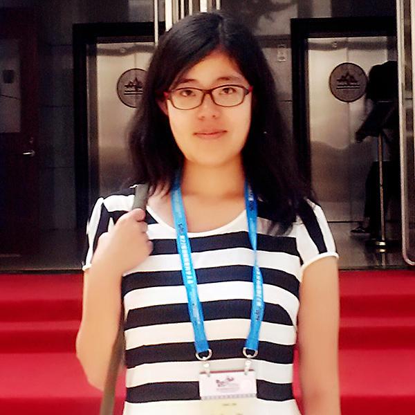 Xiaona Lu, Visiting Scholar, 2018–2019