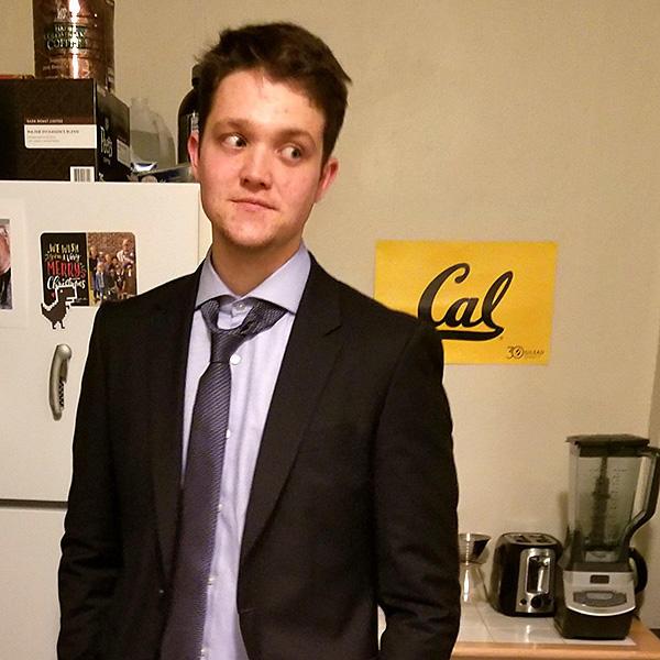 Spencer, 2018–2019 Peer Advisor