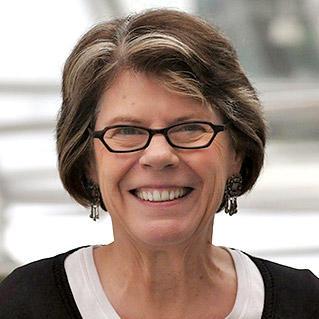 Portrait of Professor Emerita Mary Elizabeth Berry