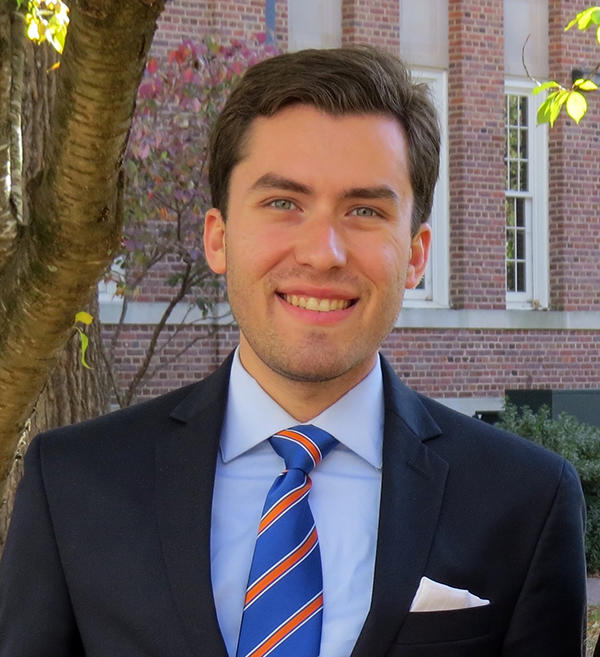 Daniel Bowen, Graduate Student