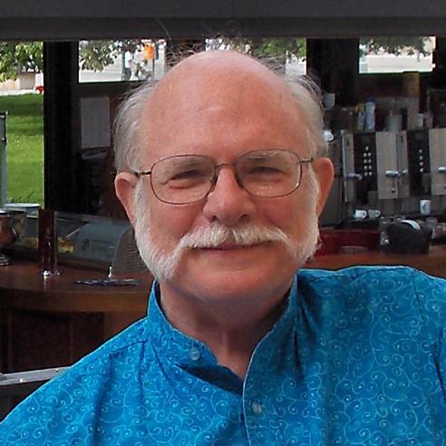 Portrait of Professor Emeritus Thomas Brady