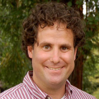 Portrait of Professor Mark Brilliant
