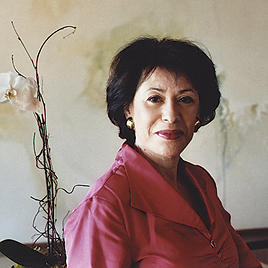 Portrait of Professor Emerita Paula S. Fass