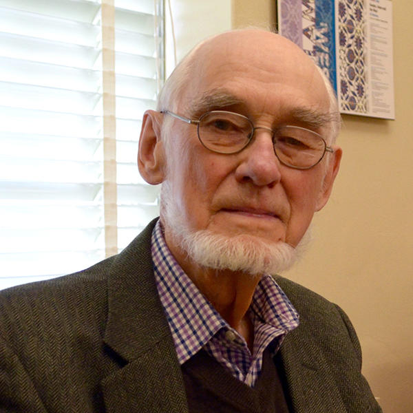 Portrait of Professor Emeritus Richard Herr