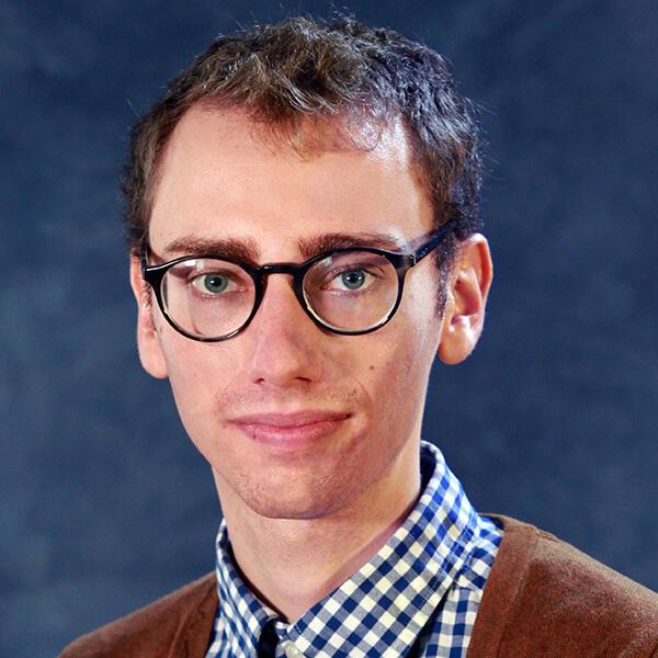 J.T. Jamieson, PhD Candidate