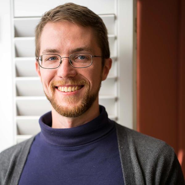 Craig A. Johnson, Graduate Student