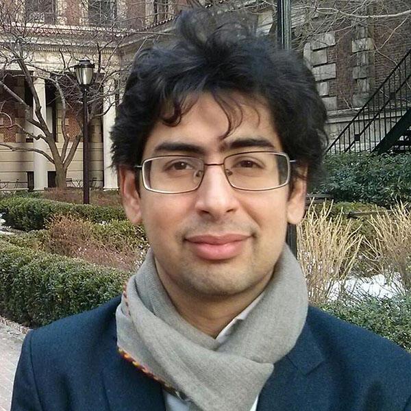 Professor Abhishek Kaicker
