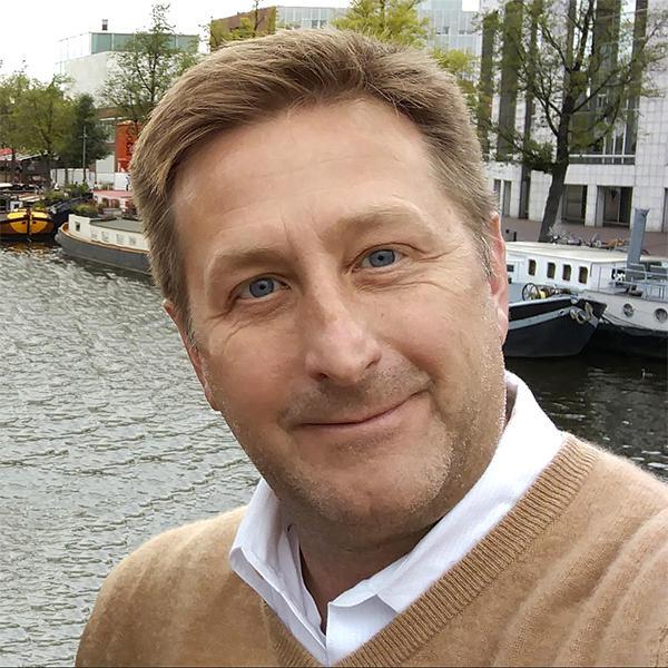 Todd Kuebler, Graduate Student Affairs Officer