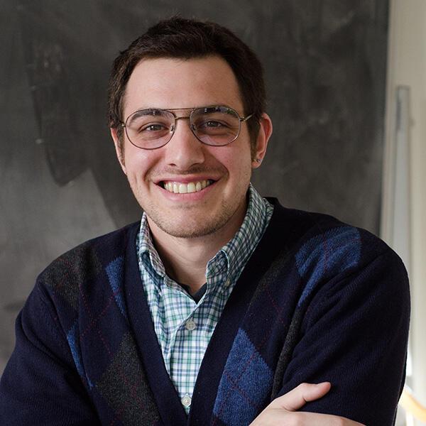 Coleman R. Mahler, Graduate Student