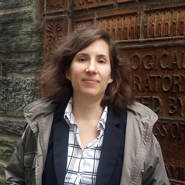 Professor Vanessa Ogle
