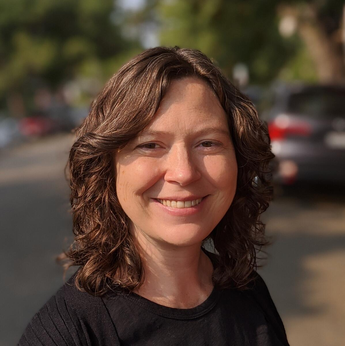 Portrait of Stacey Van Vleet