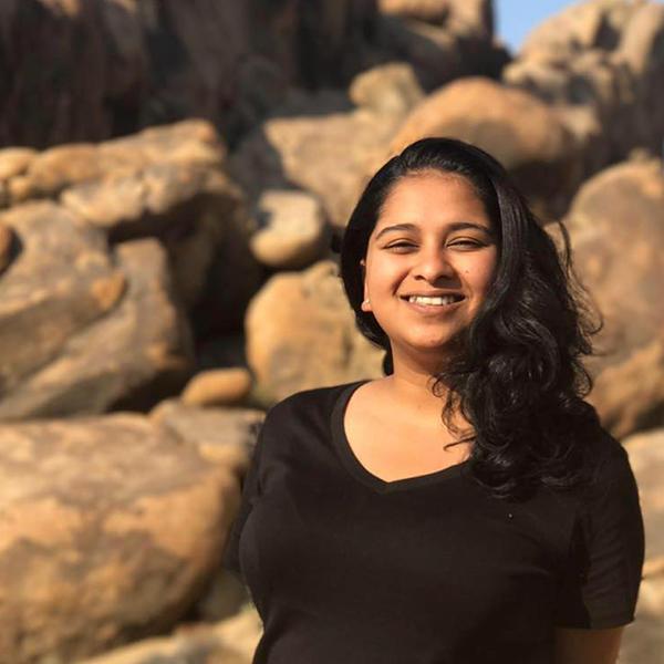 Varsha Venkatasubramanian, Graduate Student