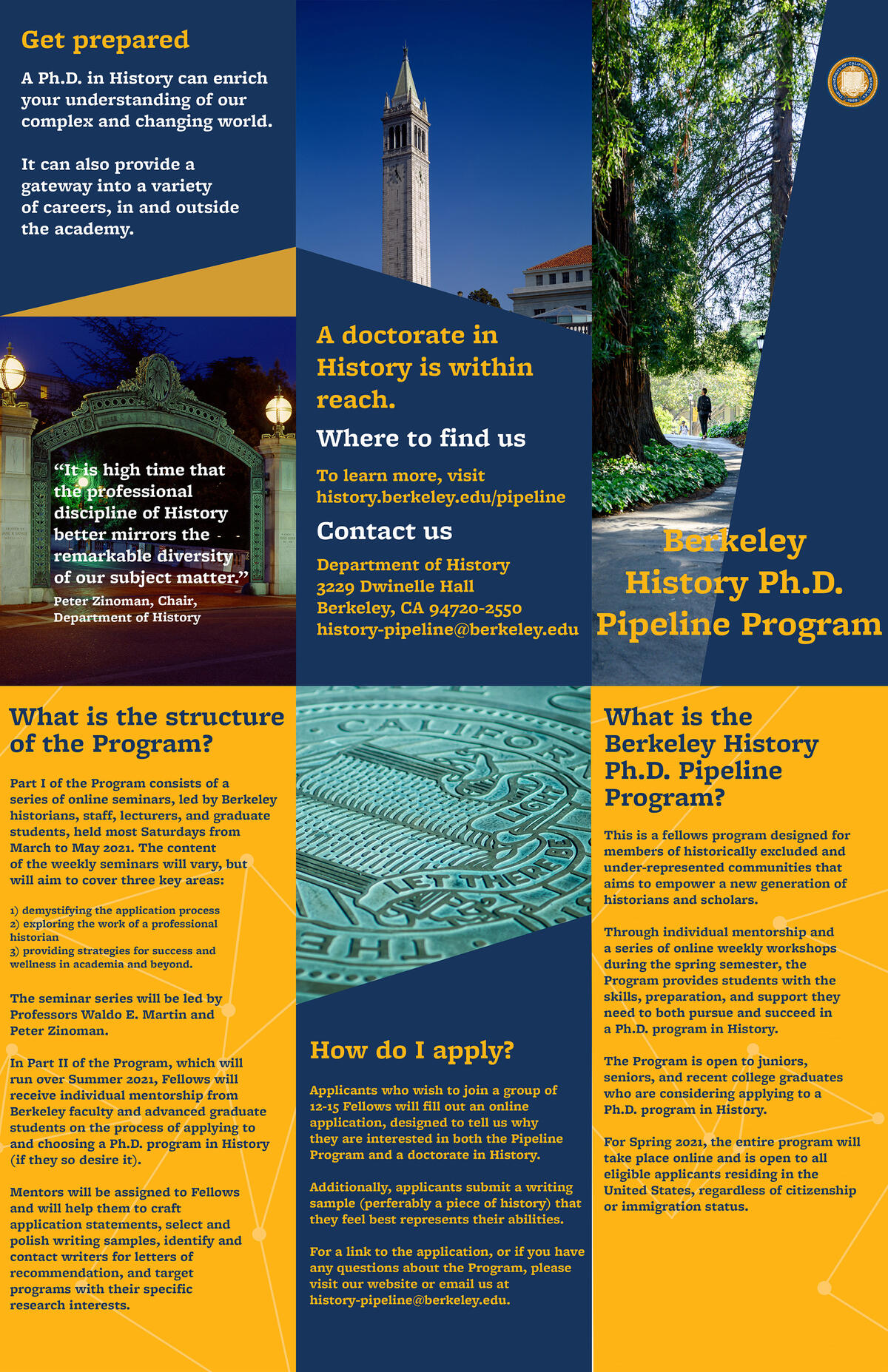 Pipeline Program brochure