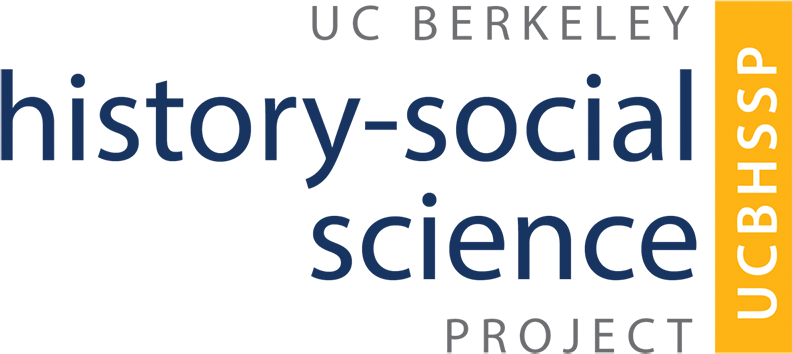 Logo for the UC Berkeley History-Social Science Project