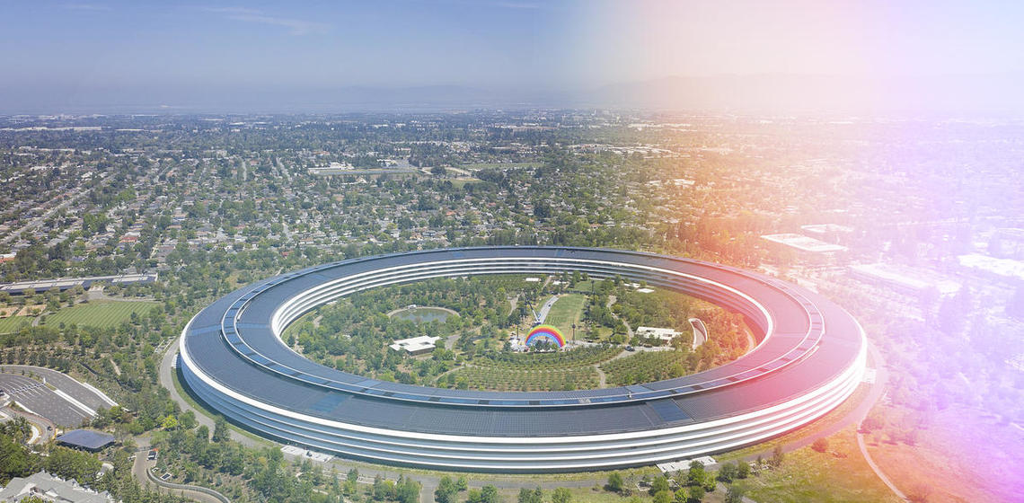 Photo of Apple Park
