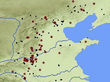 Database of Tang, Song, and Liao Tombs